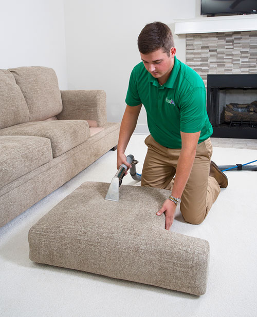 Capital of Texas Chem-Dry professional upholstery cleaning