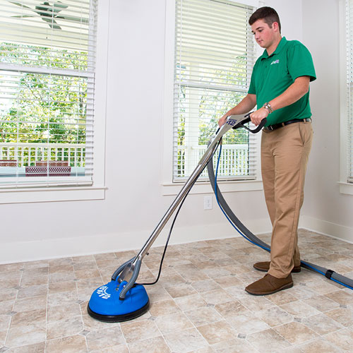 Stone, Tile and Grout Cleaning Provided by Capital of Texas Chem-Dry